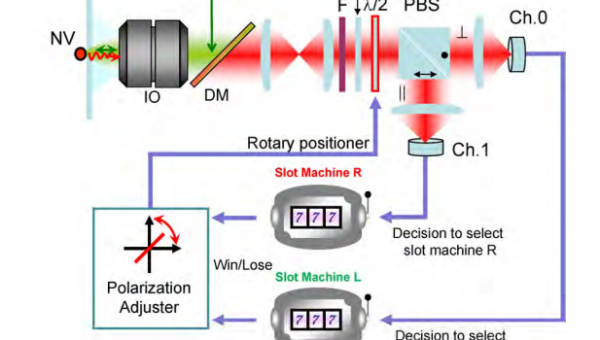 First Demonstration of Photonic Intelligence